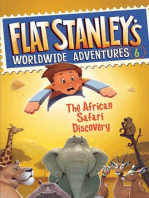 Flat Stanley's Worldwide Adventures #6