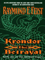 Krondor the Betrayal