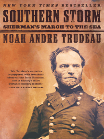 Southern Storm: Sherman's March to the Sea