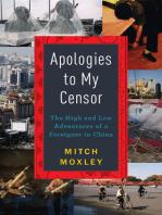 Apologies to My Censor