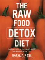 The Raw Food Detox Diet