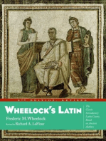 Wheelock's Latin, 6th Edition Revised