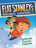 Flat Stanley's Worldwide Adventures #4