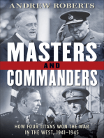 Masters and Commanders