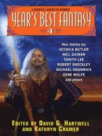Year's Best Fantasy 4