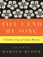 Till I End My Song