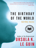 The Birthday of the World: And Other Stories