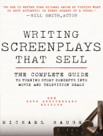 Writing Screenplays That Sell, New Twentieth Anniversary Edition