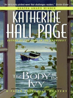 The Body in the Ivy