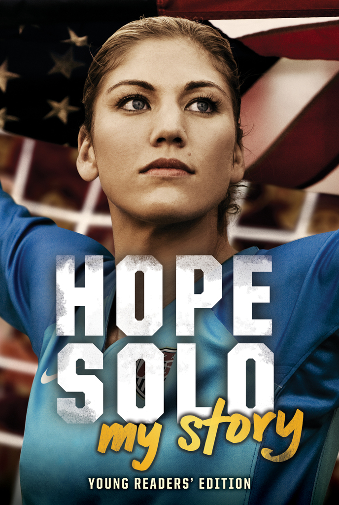 Americas Hope is Solo and Golden!!!!!   Hope solo, Usa