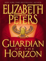 Guardian of the Horizon: An Amelia Peabody Novel of Suspense
