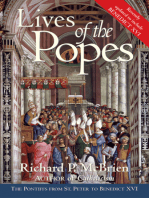 Lives of The Popes- Reissue