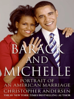 Barack and Michelle