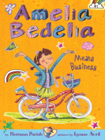 Amelia Bedelia Chapter Book #1