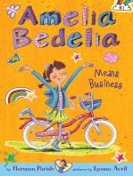 Amelia Bedelia Chapter Book #1