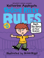 Roscoe Riley Rules #5