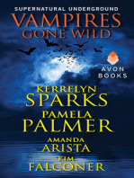 Vampires Gone Wild (Supernatural Underground)