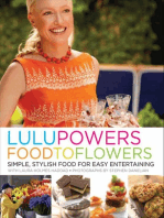 Lulu Powers Food to Flowers