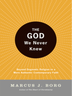 The God We Never Knew