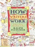 How Writers Work