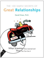 100 Simple Secrets of Great Relationships