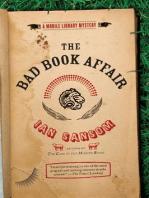 The Bad Book Affair