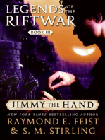 Jimmy the Hand: Legends of the Riftwar, Book 3