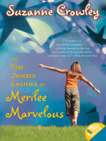 The Very Ordered Existence of Merilee Marvelous