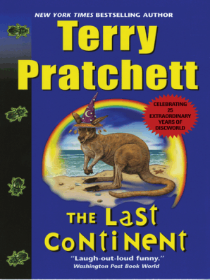 Lesson Plans The Last Continent: A Discworld Novel