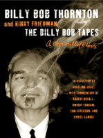 The Billy Bob Tapes