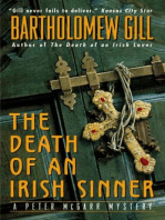 The Death of an Irish Sinner