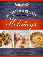 Hometown Recipes for the Holidays