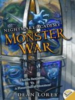 Nightmare Academy #3