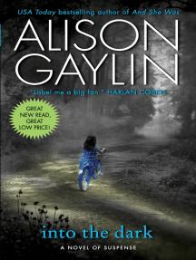 Into the Dark: A Novel of Suspense