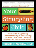 Your Struggling Child