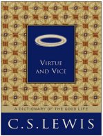Virtue and Vice: A Dictionary of the Good Life
