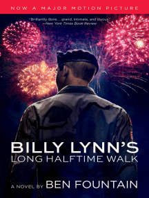 Billy Lynn's Long Halftime Walk: A Novel