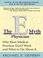 The E-Myth Physician
