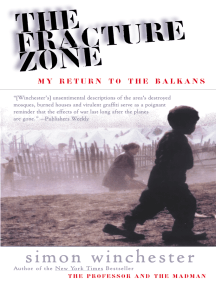 The Fracture Zone: My Return to the Balkans