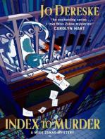 Index to Murder