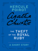The Theft of the Royal Ruby
