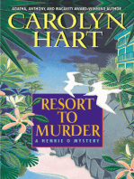 Resort to Murder: A Henrie O Mystery