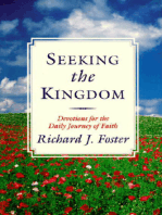 Seeking the Kingdom