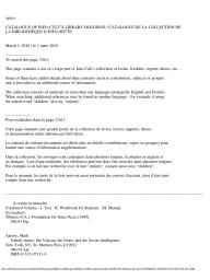 Philosophie/Dissertation � Wikilivres