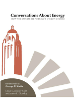 Conversations about Energy