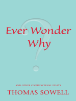 Ever Wonder Why?