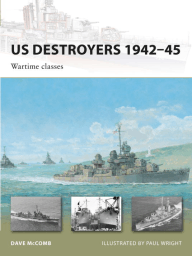 US Destroyers 1942-45