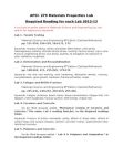 required-readings-2012-13