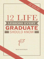 12 Life Lessons Every Graduate Should Know