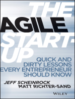 The Agile Start-Up